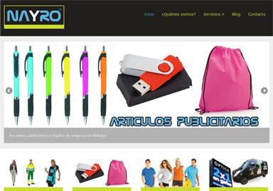 web empresa publicidad